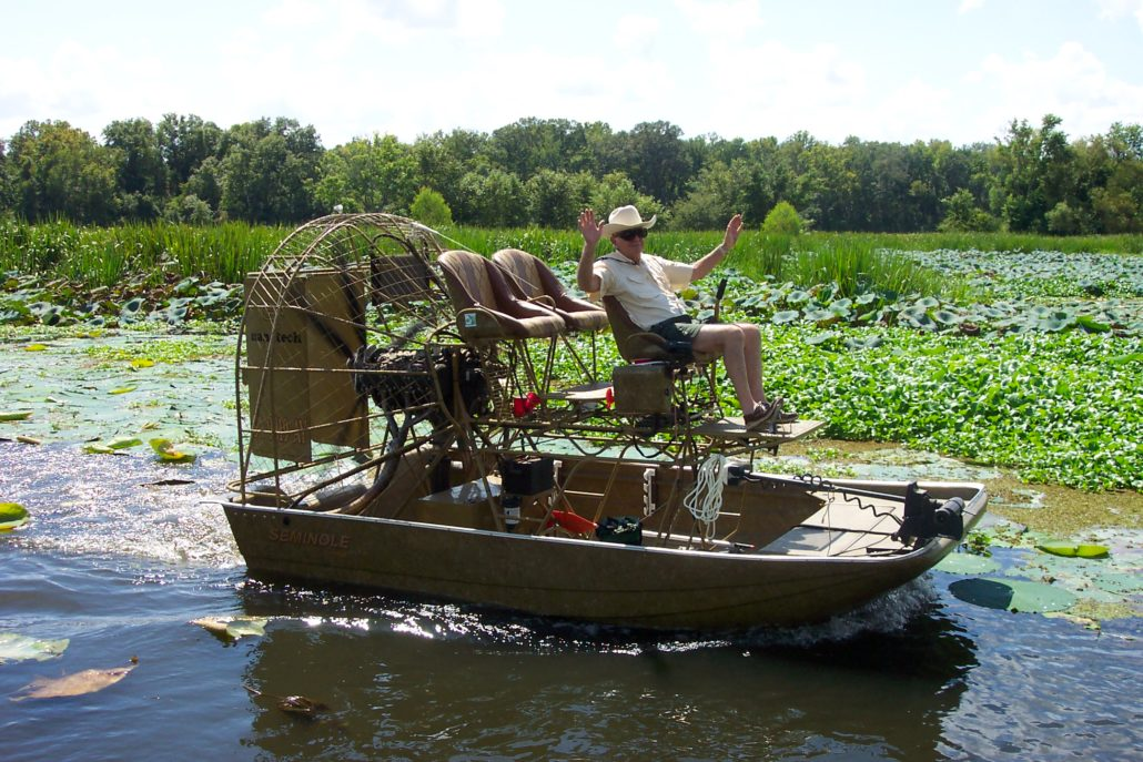 Airboats Unlimited – Quality, Custom Built Boats Since 1985